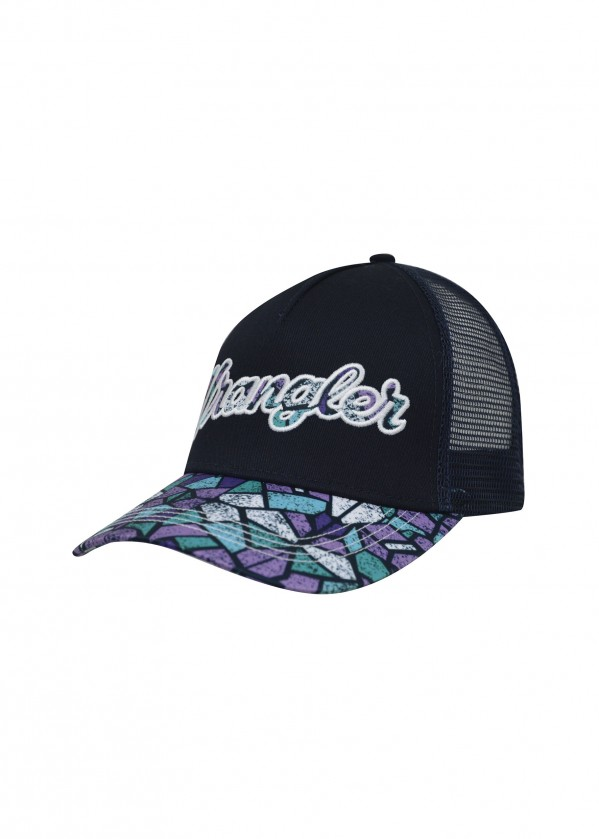 WOMENS ANNA TRUCKER CAP