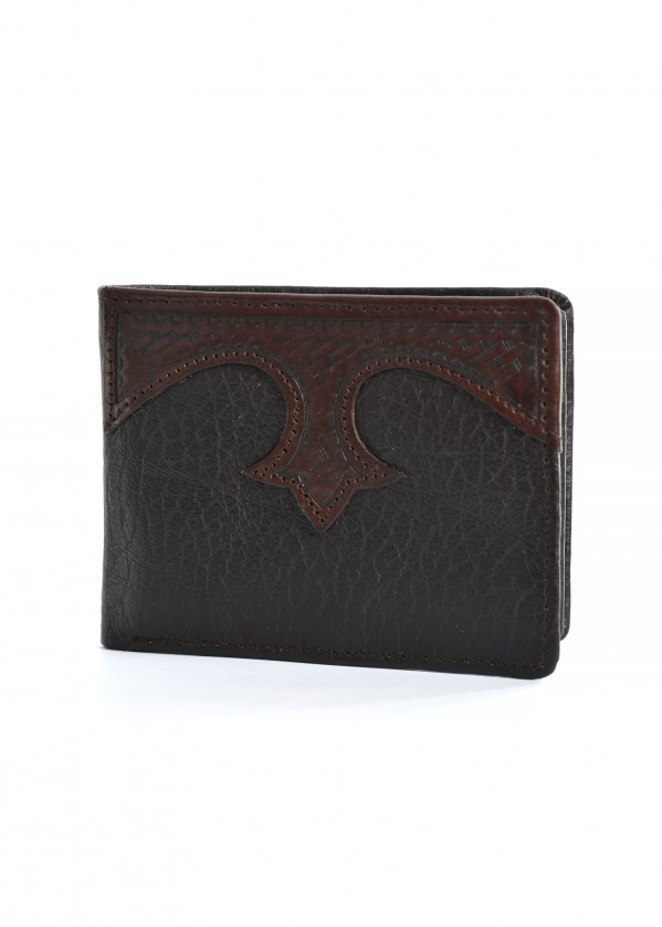 MENS TEX BIFOLD WALLET GIFT PACK