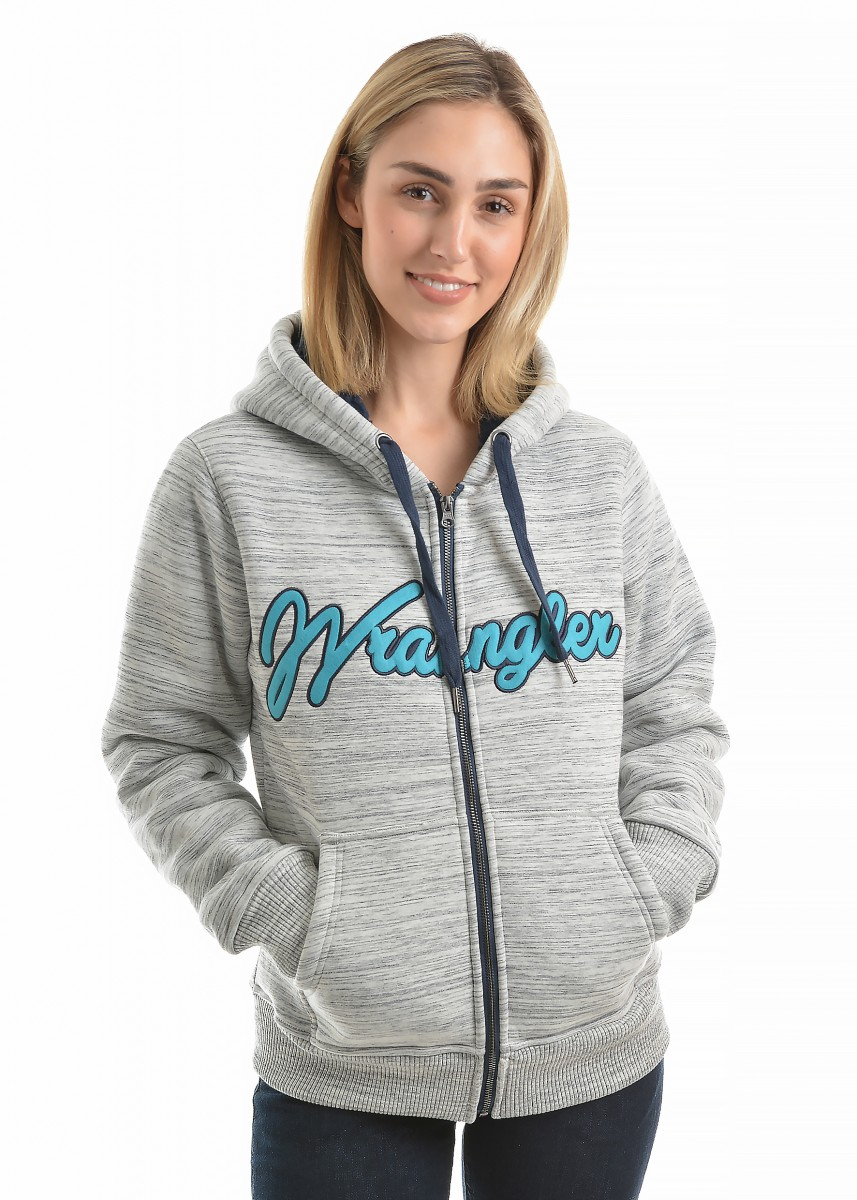 WOMENS AVIANNA ZIP UP HOODIE