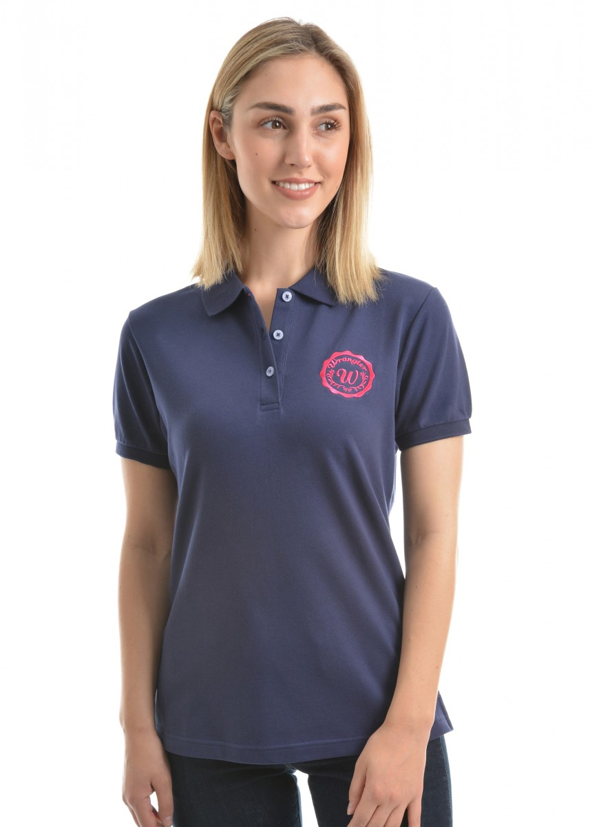 WOMENS TINA S/S POLO