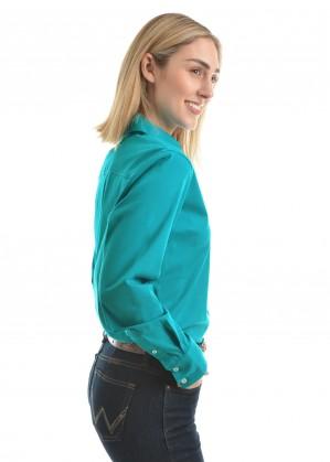 WOMENS TRACEY DRILL L/S SHIRT