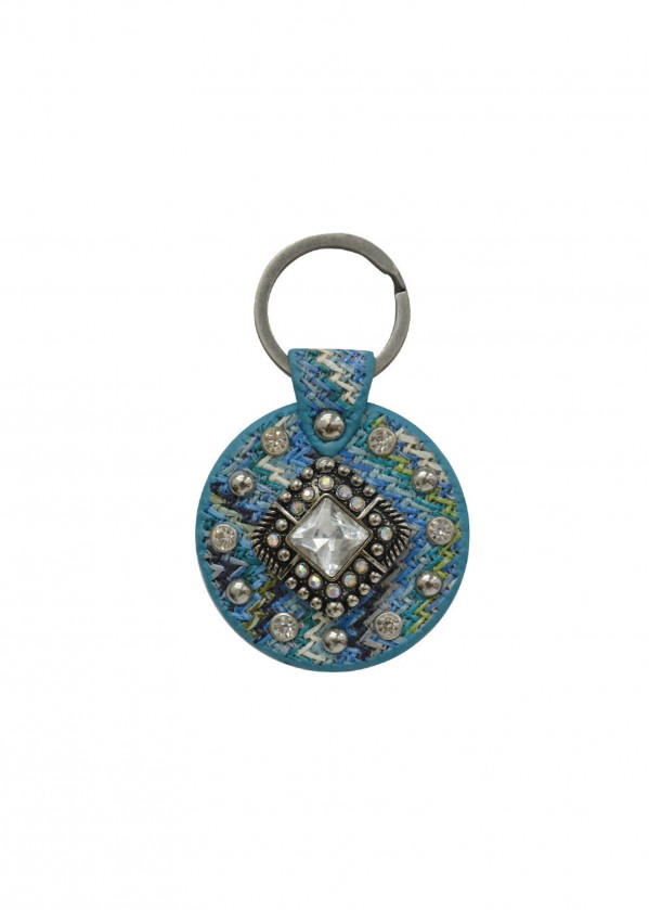WOMENS STAR KEYRING
