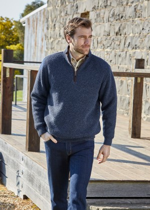 MENS NEWCASTLE WINDPROOF JUMPER