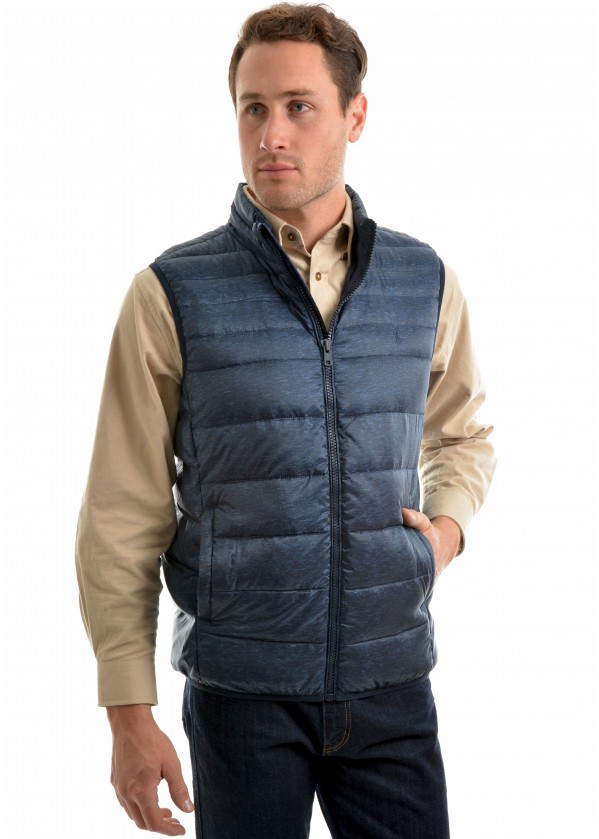 MENS OBERON LIGHT WEIGHT DOWN VEST