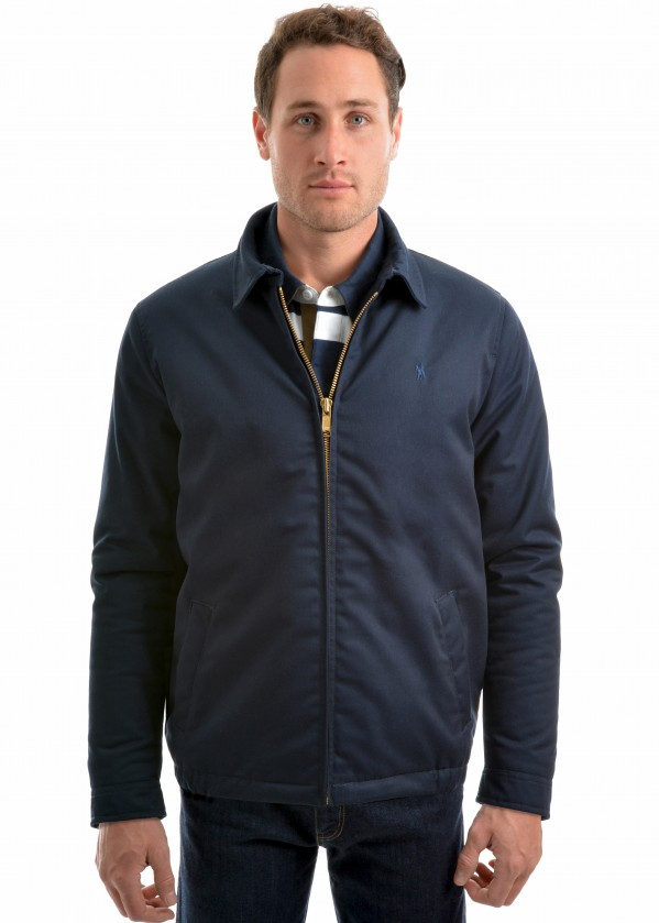MENS PICTON BOMBER JACKET
