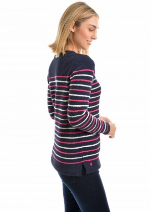 WOMENS MARYSVILLE CHENILLE JUMPER