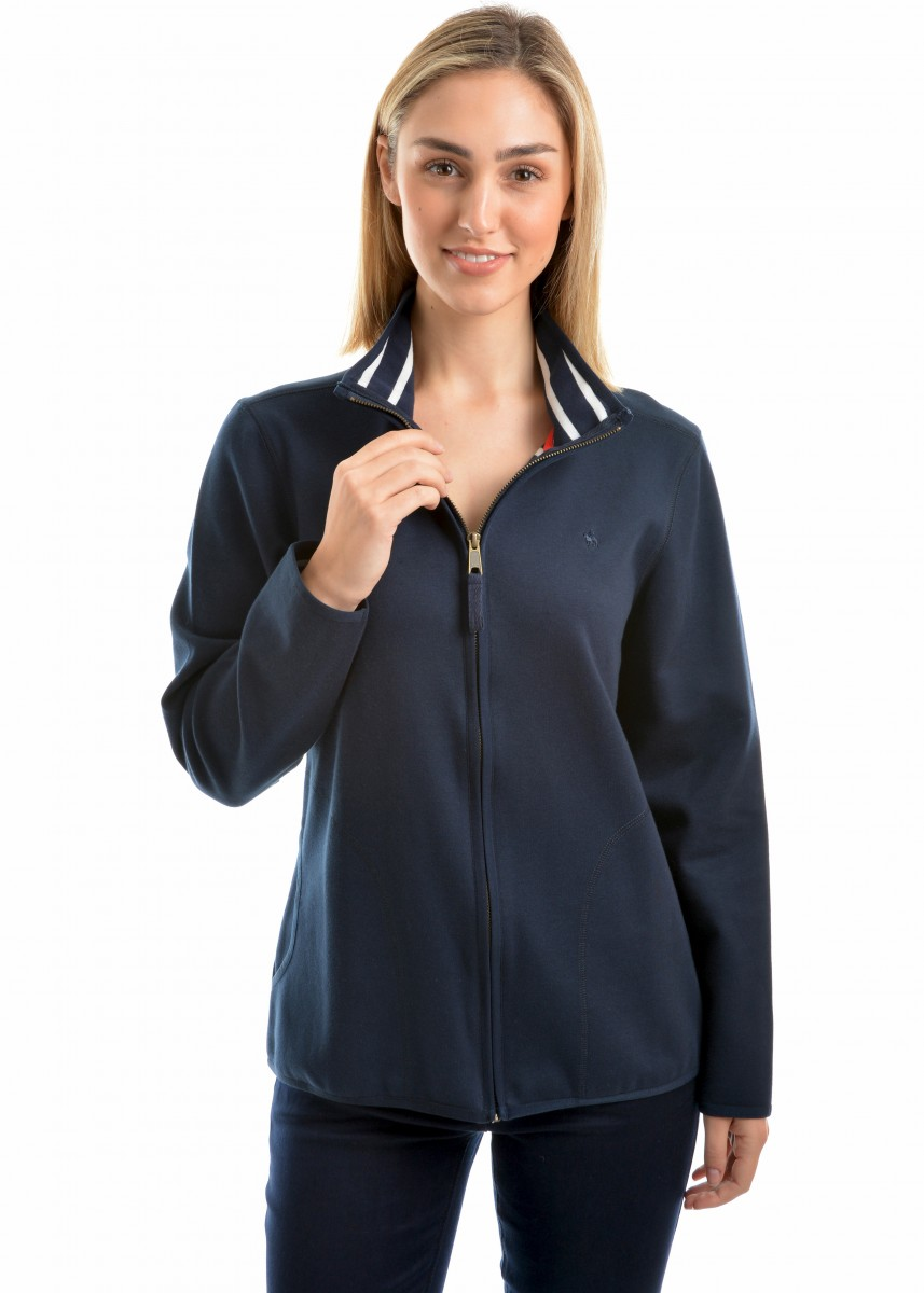 WOMENS KERRY ZIP THRU JACKET