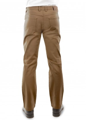 MENS TAILORED MOLESKIN JEANS 32 LEG