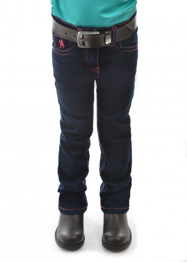 GIRLS MORNINGTON STRETCH JEANS - BOOT