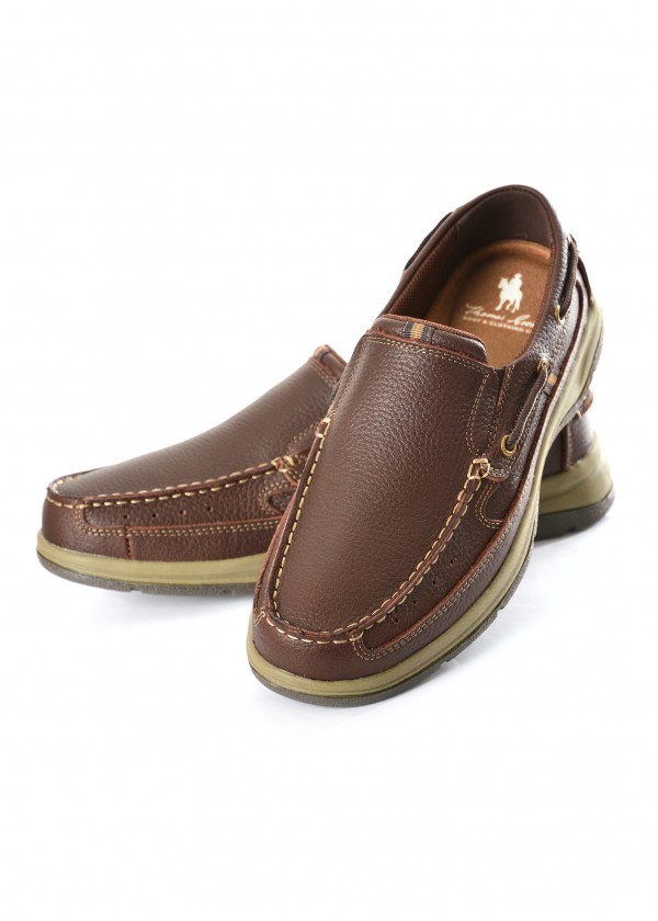 MENS HARRIS CASUAL SLIP-ON