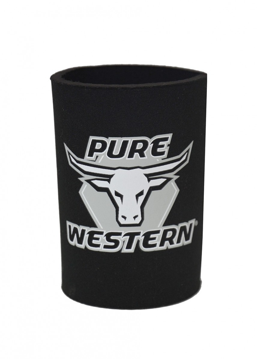 TC PURE WESTERN LOGO STUBBY HOLDER