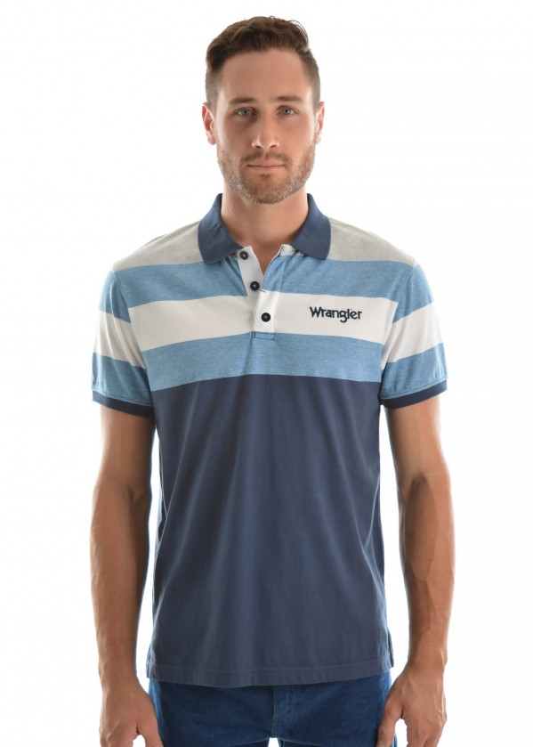 MENS HAMISH S/S POLO
