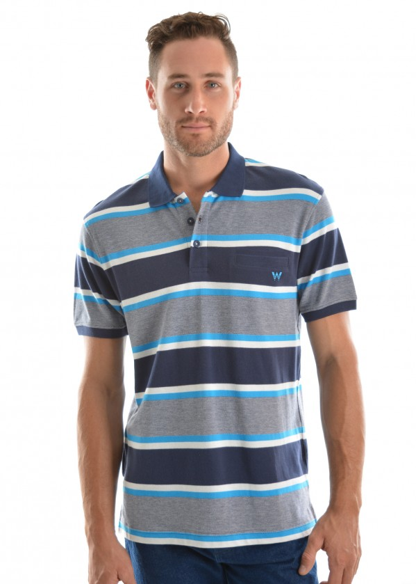 MENS CAMERON S/S POLO
