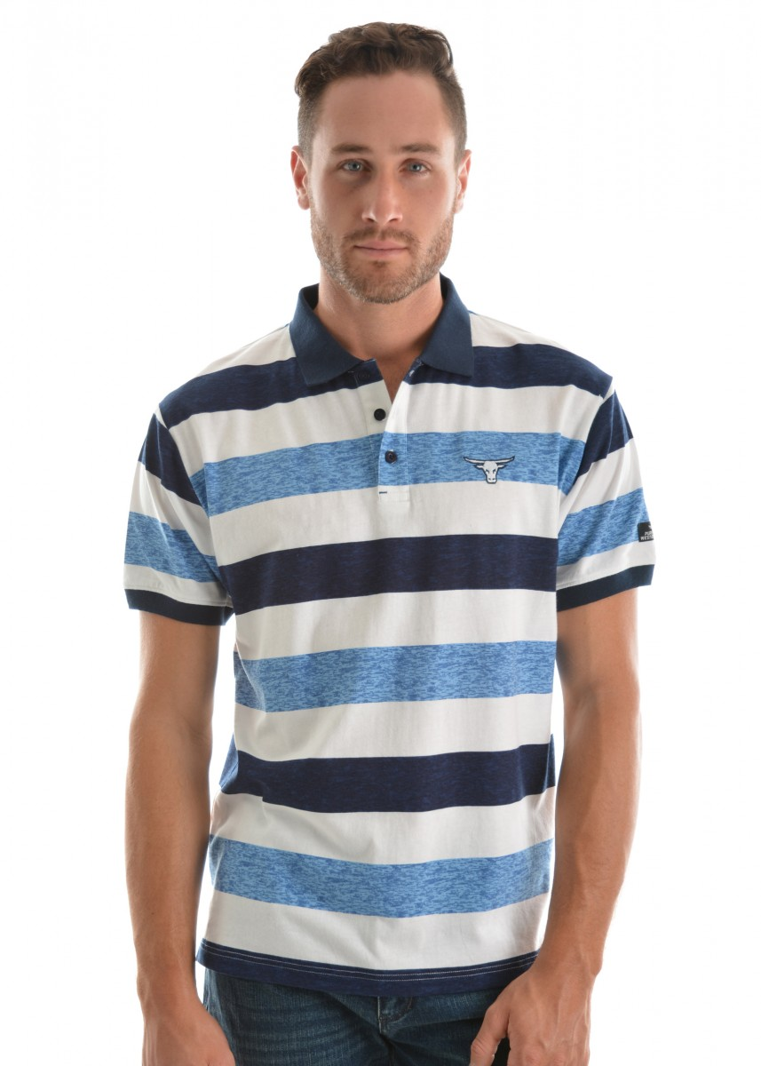 MENS ANDY S/S POLO