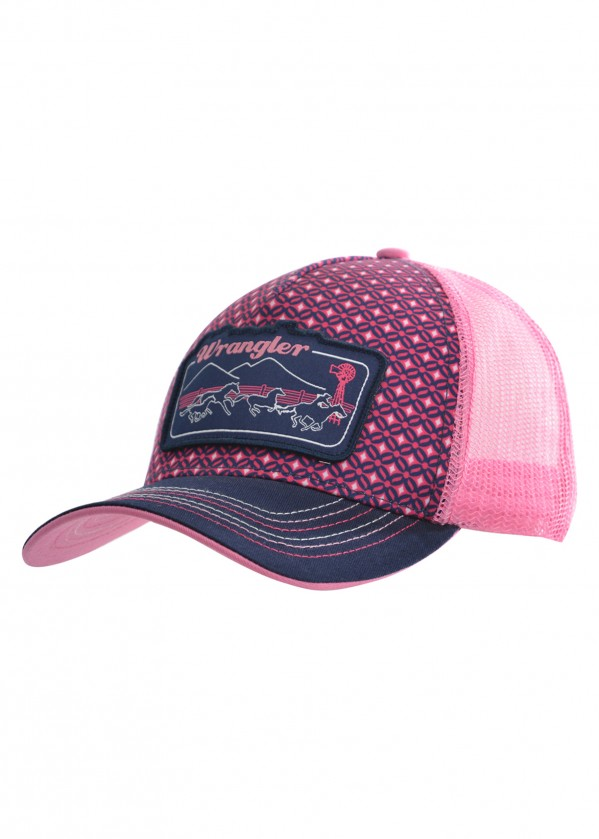 GIRLS ELIANA TRUCKER CAP