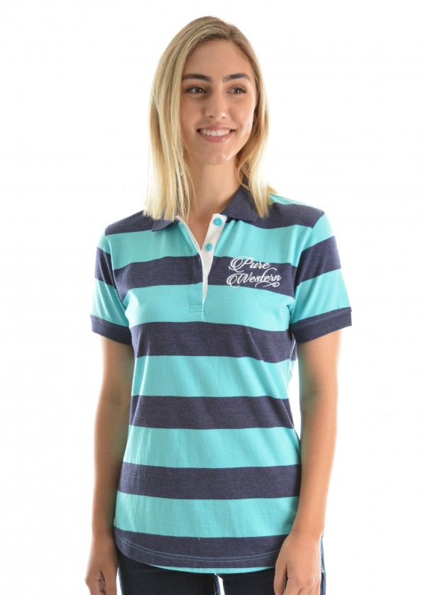 WOMENS DEMPSEY S/S POLO