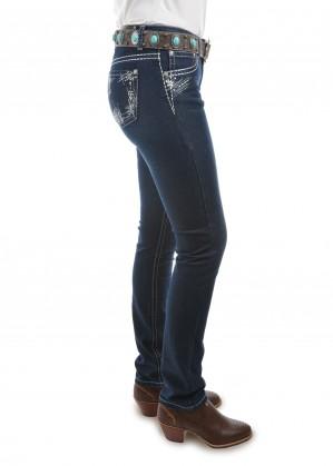 WOMENS JASMINE SKINNY JEAN - 32 LEG