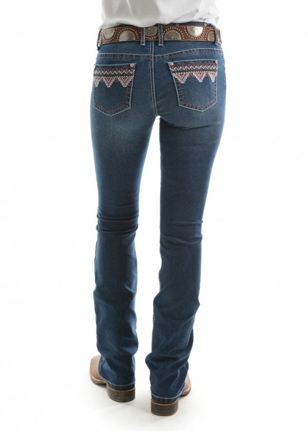 WOMENS DARCY BOOT CUT - 34 LEG JEAN