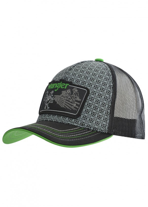 BOYS DAMON TRUCKER CAP