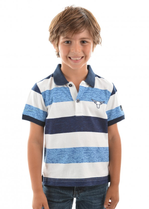 BOYS ANDY S/S POLO