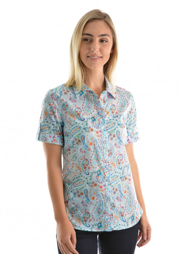 WOMENS ANGELA S/S SHIRT