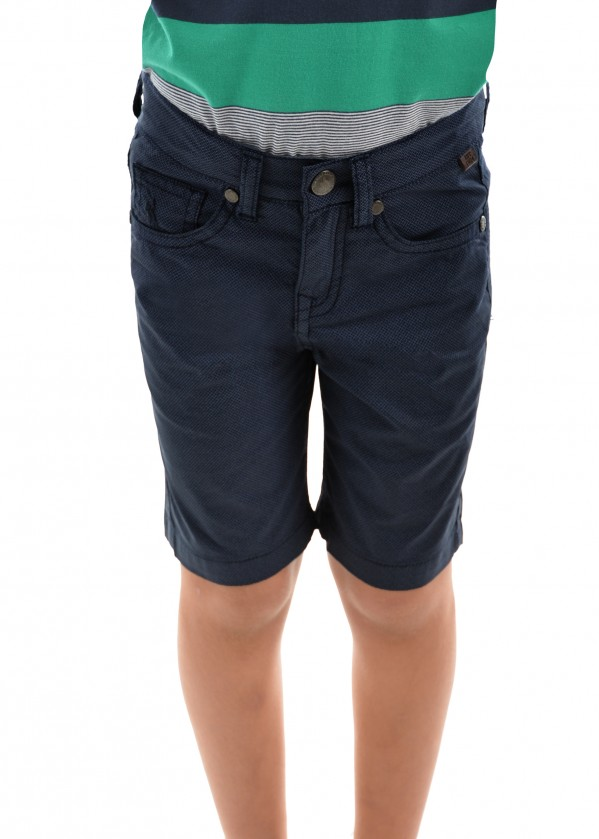 BOYS MIDLAND 5-POCKET SHORT