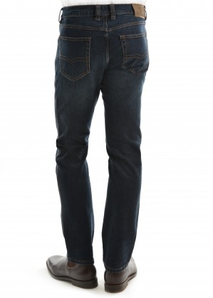 MENS LOCHIE TAILORED LEG JEAN 32 LEG