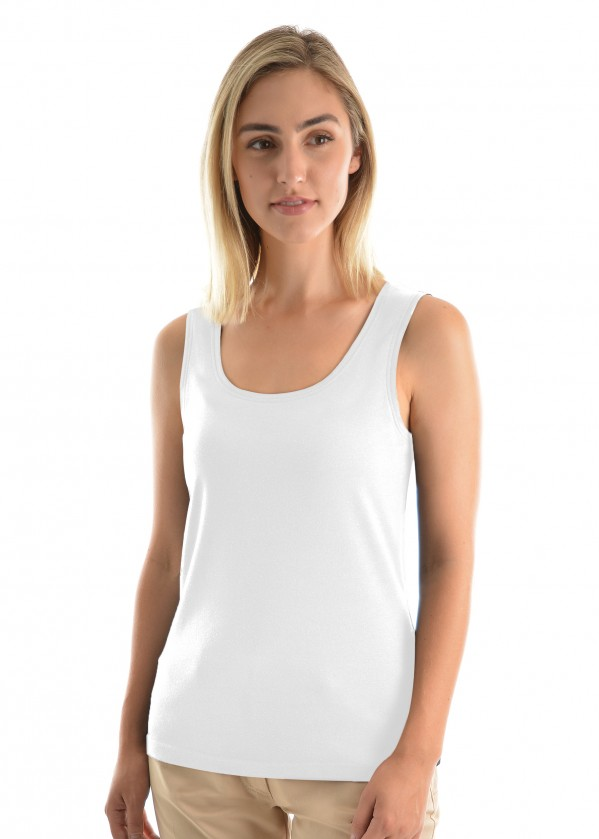 WOMENS CLASSIC TANK TOP   **All sizes will be re-stock December**