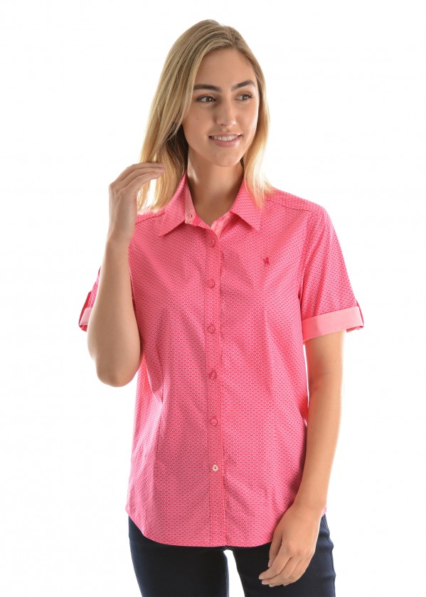 WOMENS NATALIE S/S SHIRT