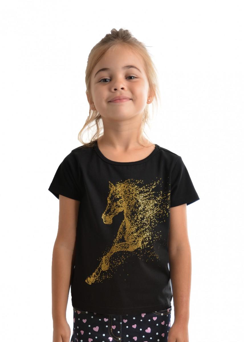 GIRLS GOLDY TEE