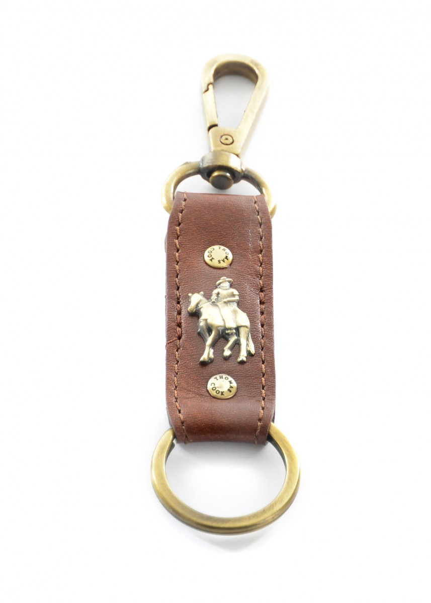 COOTAMUNDRA HORSEMAN KEY RING