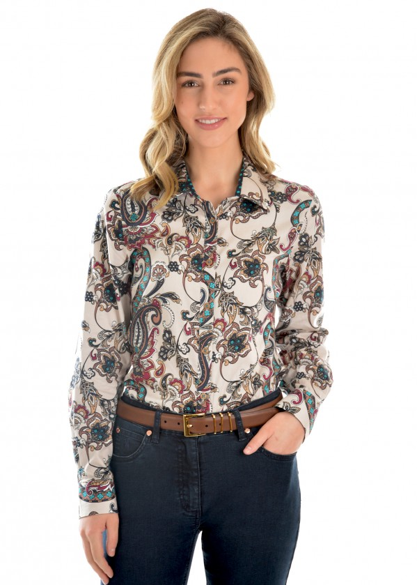 WOMENS KASEY L/S SHIRT