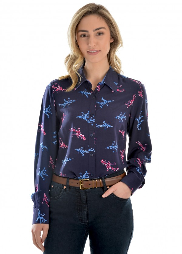 WOMENS MELINDA L/S SHIRT