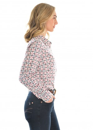 WOMENS NIKKI L/S SHIRT