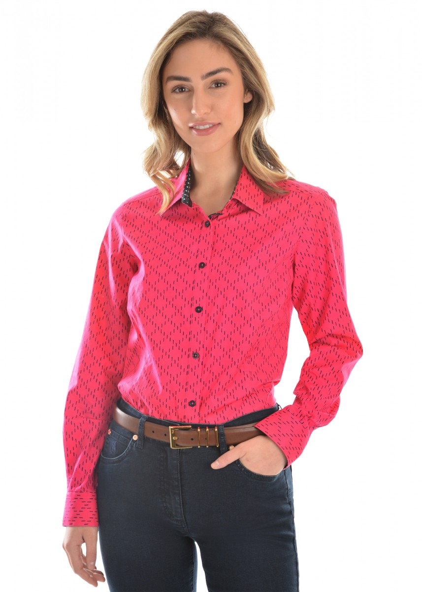 WOMENS BECCY L/S SHIRT