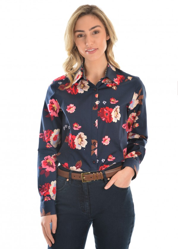 WOMENS CAITLYN L/S SHIRT