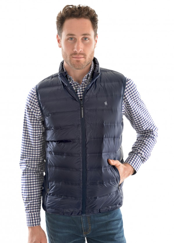 MEN NEW OBERON LIGHT WEIGHT DOWN VEST