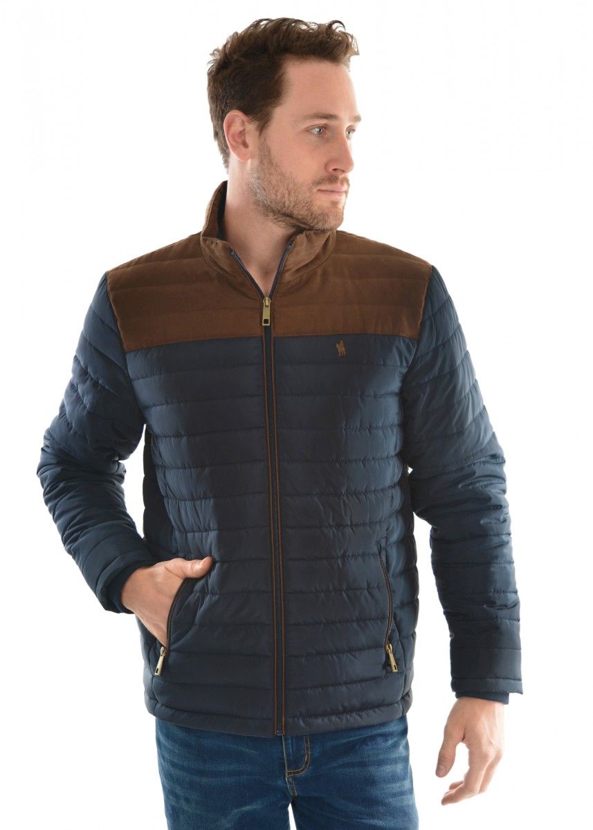 MENS SIMMONS PUFFER JACKET