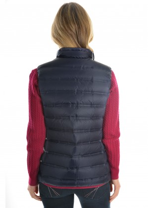 WOMENS NEW OBERON LIGHT WEIGHT DOWN VEST