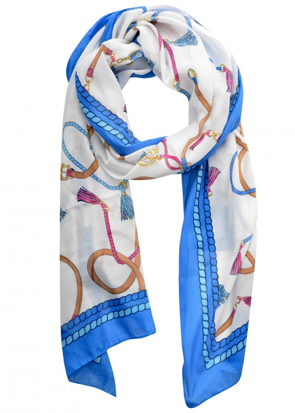 WOMENS EVERYDAY TC PRINT SCARF