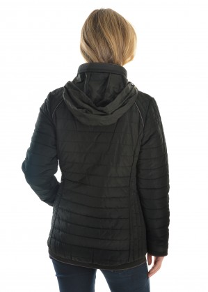 WMNS MICHELLE QUILTED COAT