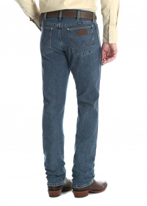 MENS P.PERF COWBOY CUT SLIM FIT JEAN - 34 LEG