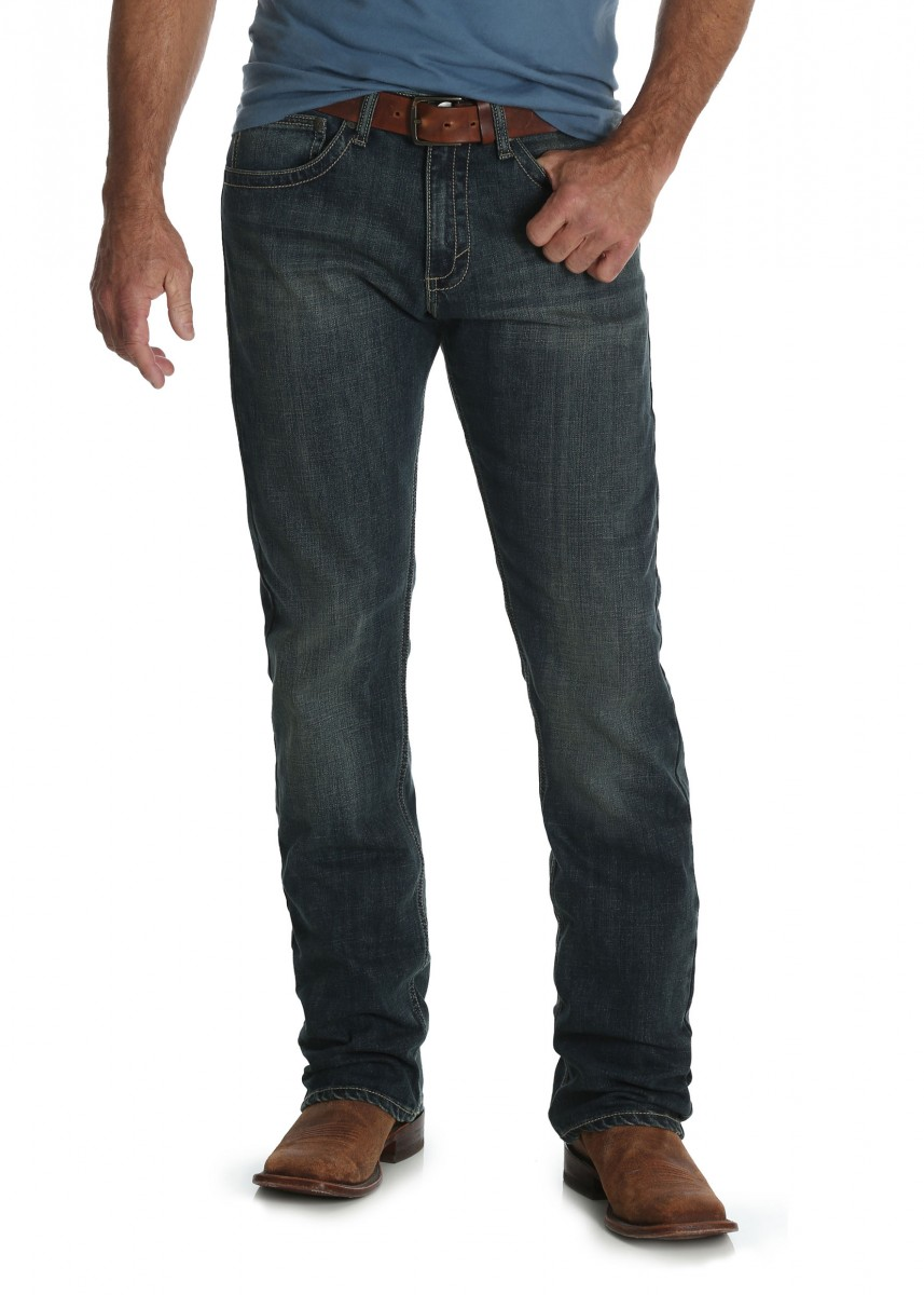 MENS 20X SLIM STRAIGHT JEAN - 34 LEG