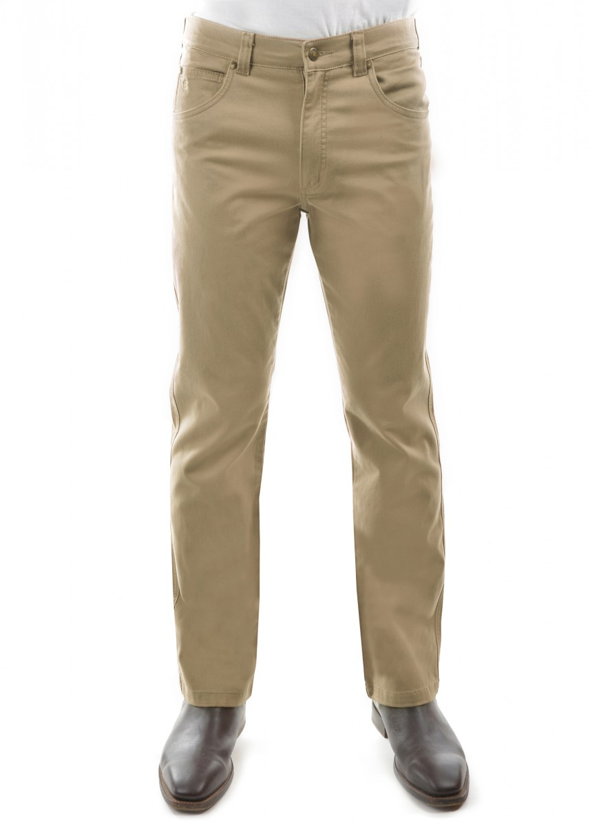 MENS TAILORED MOLESKIN JEAN 32 LEG
