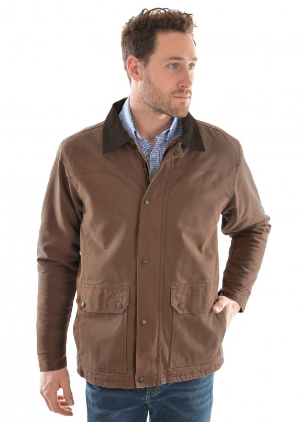 MENS TC CANVAS JACKET