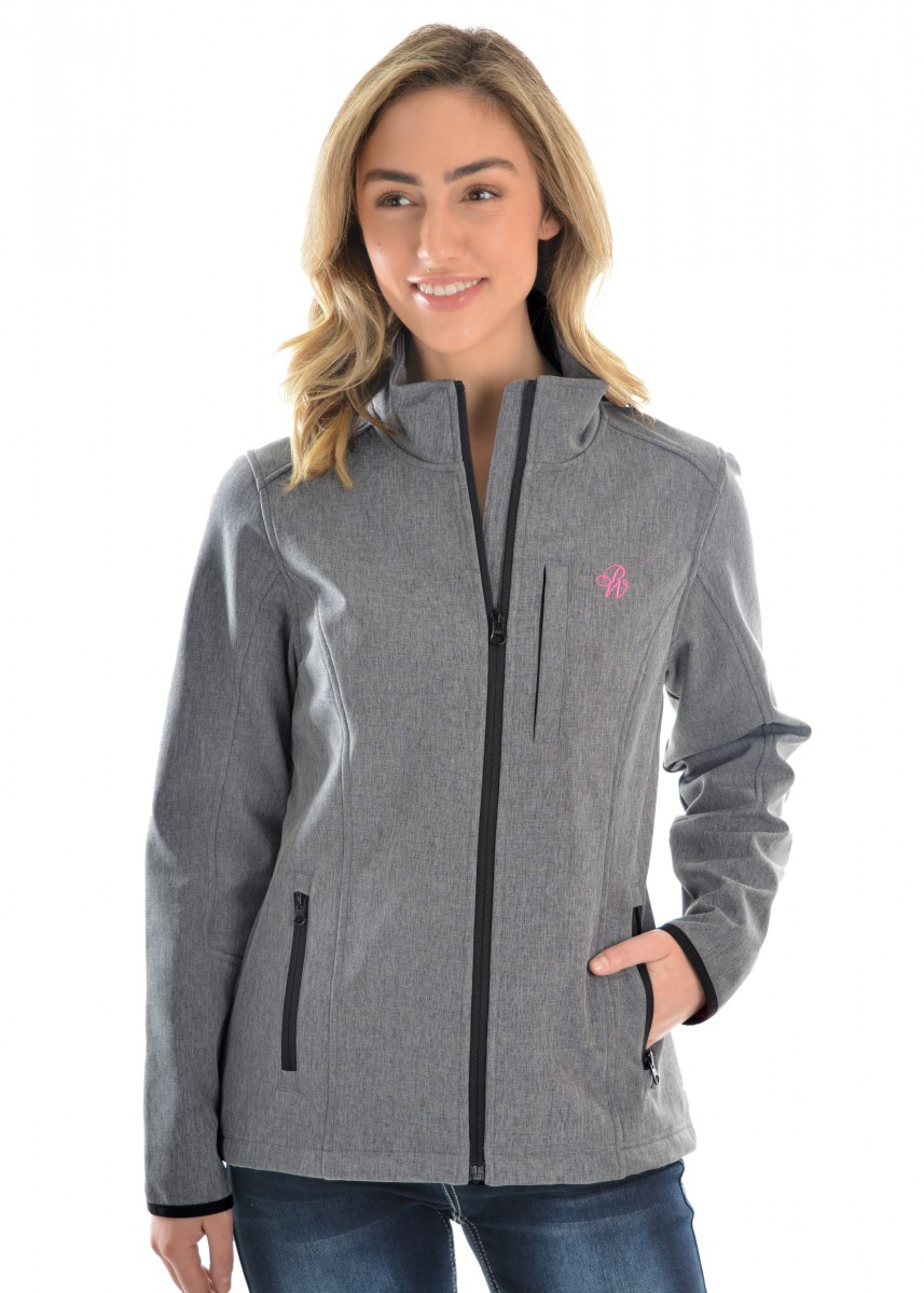 WOMENS JESS SOFT SHELL JACKET