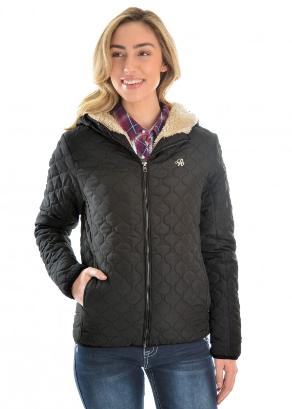 WOMENS JENNA QUILTED JACKET