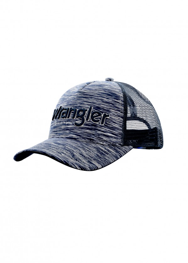 MENS WEST TRUCKER CAP