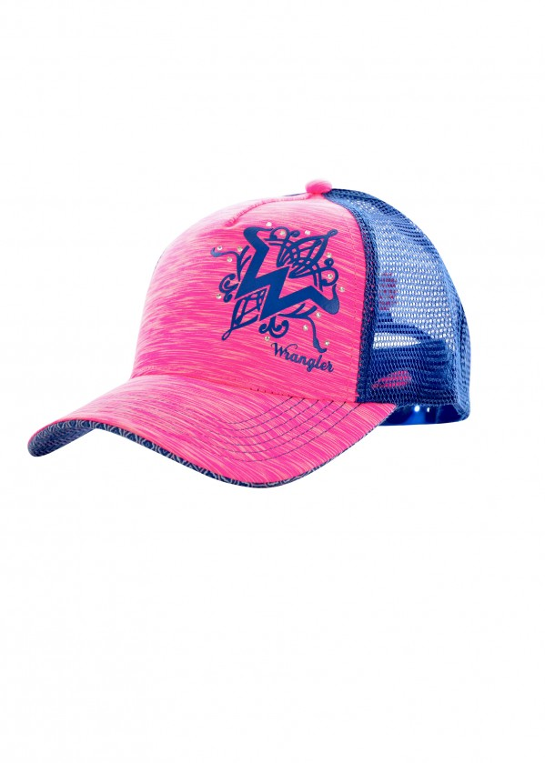 WOMENS LYNDA TRUCKER CAP