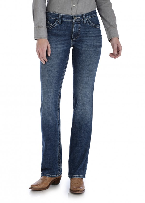 WOMENS ULTIMATE RIDING JEAN - WILLOW - 32 LEG